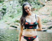 Lyta Bikini Bottom - Swimsuit Panty - Recycled Polyester Swimwear