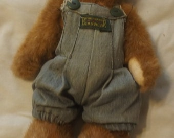 Boyds Collection Stuffed Bear 1990 - 1996 Archive Series CL35-22