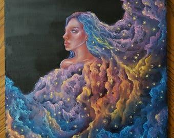 Star Stuff (Original Oil Painting)