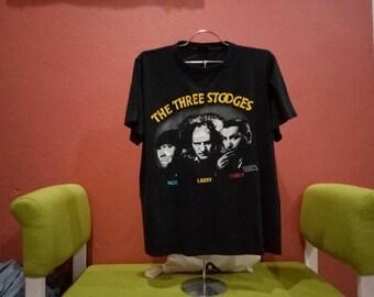 Vintage Rare The Three Stooges 1988 / Movie