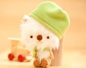 kawaii plushie bear softie toy -made to order- Miku -