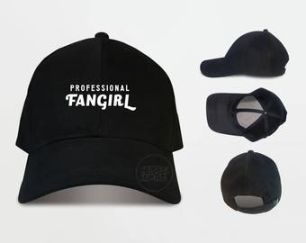 Professional Fangirl Baseball Caps Professional Fangirl Caps Tumblr caps