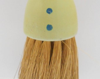 Vintage Clothes Brush (17-C) or Whisk Broom (Possibly 1920s)