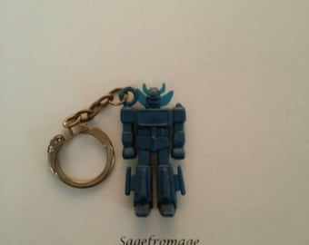 Blue robot,  Key Chain