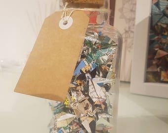 Tintin Origami Cranes