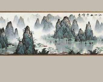 Landscape  Diamond Painting