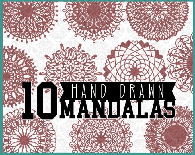 Mandala Svg, Mandala Bundle Svg, Mandalas Svg, Mandala Monogram Svg, Mandala Pack Svg, Mandala Set Svg, Zentangle Svgs, Cutting Files,