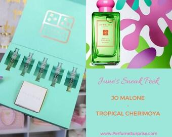 Perfume Surprise Subscription Box