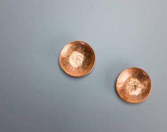 Petite Hand Hammered Copper Bowl