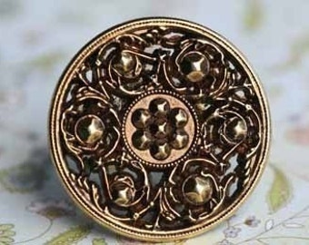 Go For Baroque Vintage Inspired Ring