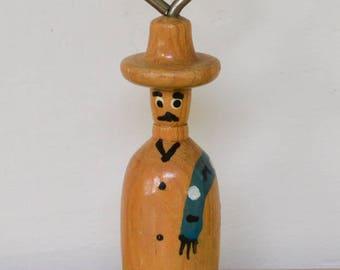 Mexican Señor Bottle Opener