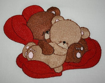 Bears in Love Collection Design Number 2