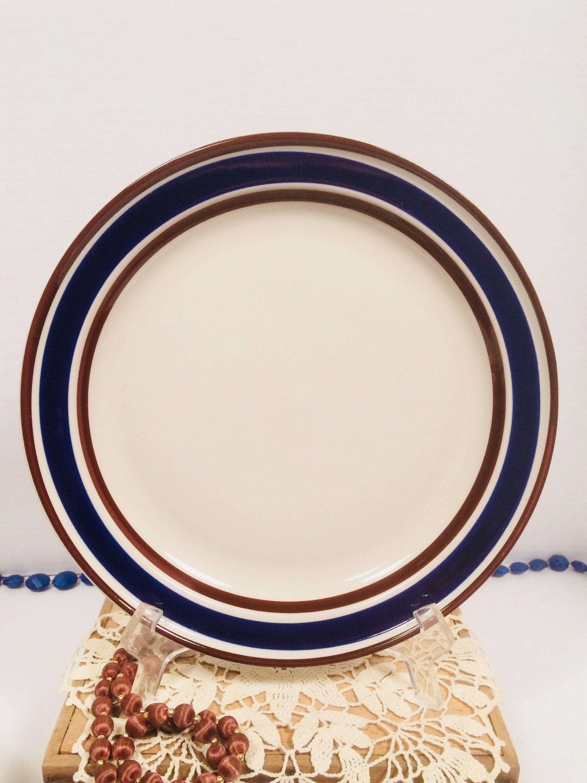 Sango Catalinastone Stoneware Catalina Blue Dinner Plates set of 8 ~ 10.5\   sc 1 st  MoonBrook Timeless Treasures & Sango Catalinastone Stoneware Catalina Blue Dinner Plates set of 8 ...