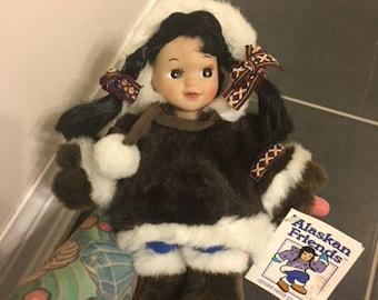 Vintage Alaskan Friends Doll