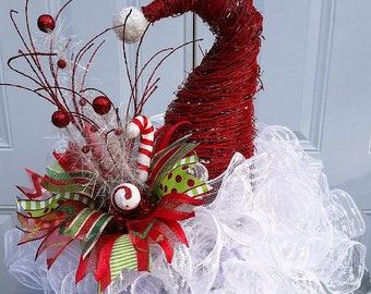 Christmas Decor - Holiday Decor - Christmas Decorations - Christmas Wreath - Christmas Table Decor - Christmas Centerpiece - Christmas Table