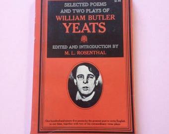 SALE - William Butler Yeats - Literature