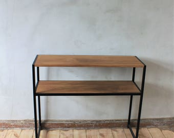Console Table Narrow Console Table Entry Table Entryway