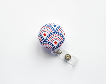 Americana Badge Reel