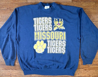 SALE 30% OFF- Vintage University of Missouri St. Louis 80s Sweatshirt