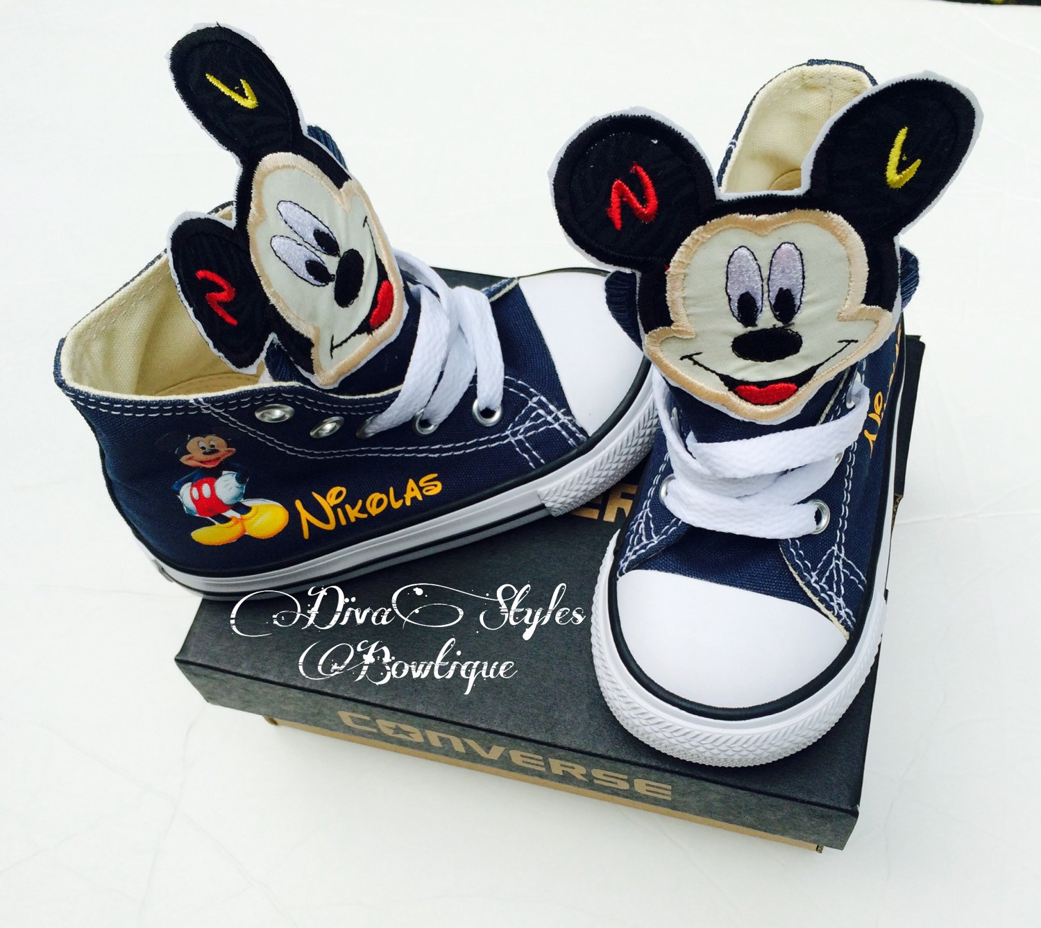 Mickey Converse Mickey Mouse Baby Converse Mickey Mouse