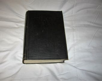 vintage copyrighted 1920 c.v. msby co.  block anesthesia and allied subjects dental book