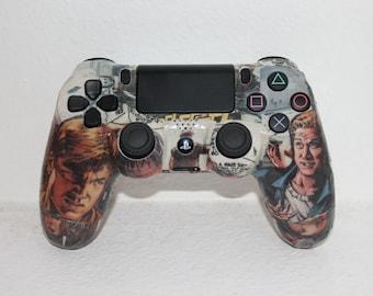 Custom Playstation 4 PS4 Wireless Comic Controller