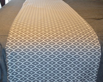 Twin Size Bed Runner or Bed Scarf