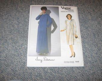 Vintage Vogue Pattern 1117
