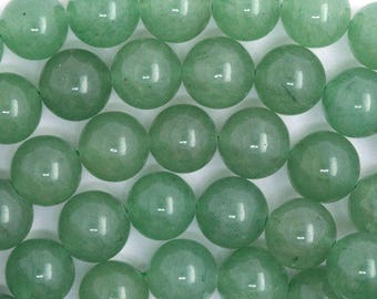 10 mm  Stone Beads  in Your Choice of Stone****FULL STAND****