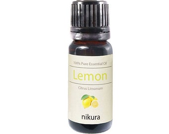100% Pure Lemon Essential Oil 10ml, 50ml, 100ml