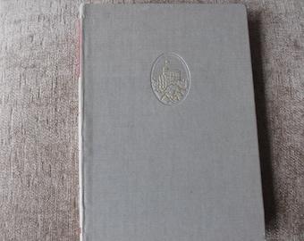 Vintage Book Of Royal Homes illustrated- 1953