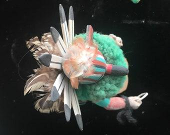 Corn Kachina, Kachina Doll, Hopi Kachina, Native American