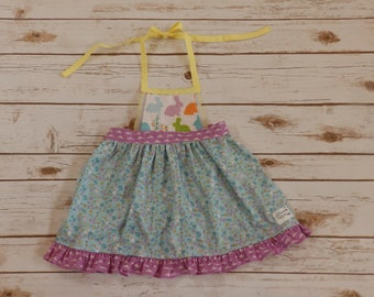 Hippity Hop Pinafore Dress