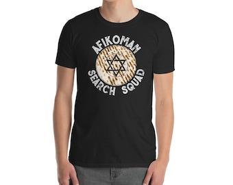 Afikoman Search Squad- Passover Seder Shirt