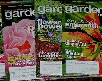 GARDENING - How To Bring Your GARDEN To LIFE - 2012