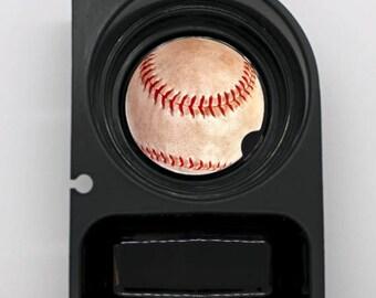 Baseball Ball Sport Round Car Cupholder Coaster