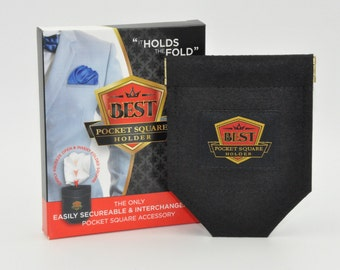 Best Pocket Square Holder