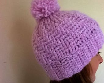 Wool Hat for baby, baby handmade wool crochet hat, crochet, handmade Hat spiral Hat