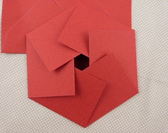 card flower to make announcements or cardmaking