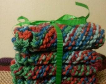 Dishcloths/Washcloths