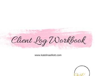 Client Log Workbook
