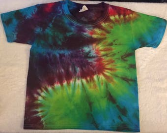 Tie Dye T-Shirt YOUTH SMALL