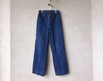 "90s Vintage Calvin Klein Jeans 24"" High Waisted"