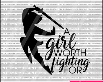 Mulan svg, Quote DIY Cutting File - SVG, Png, dxf Files - Silhouette Cameo/Cricut