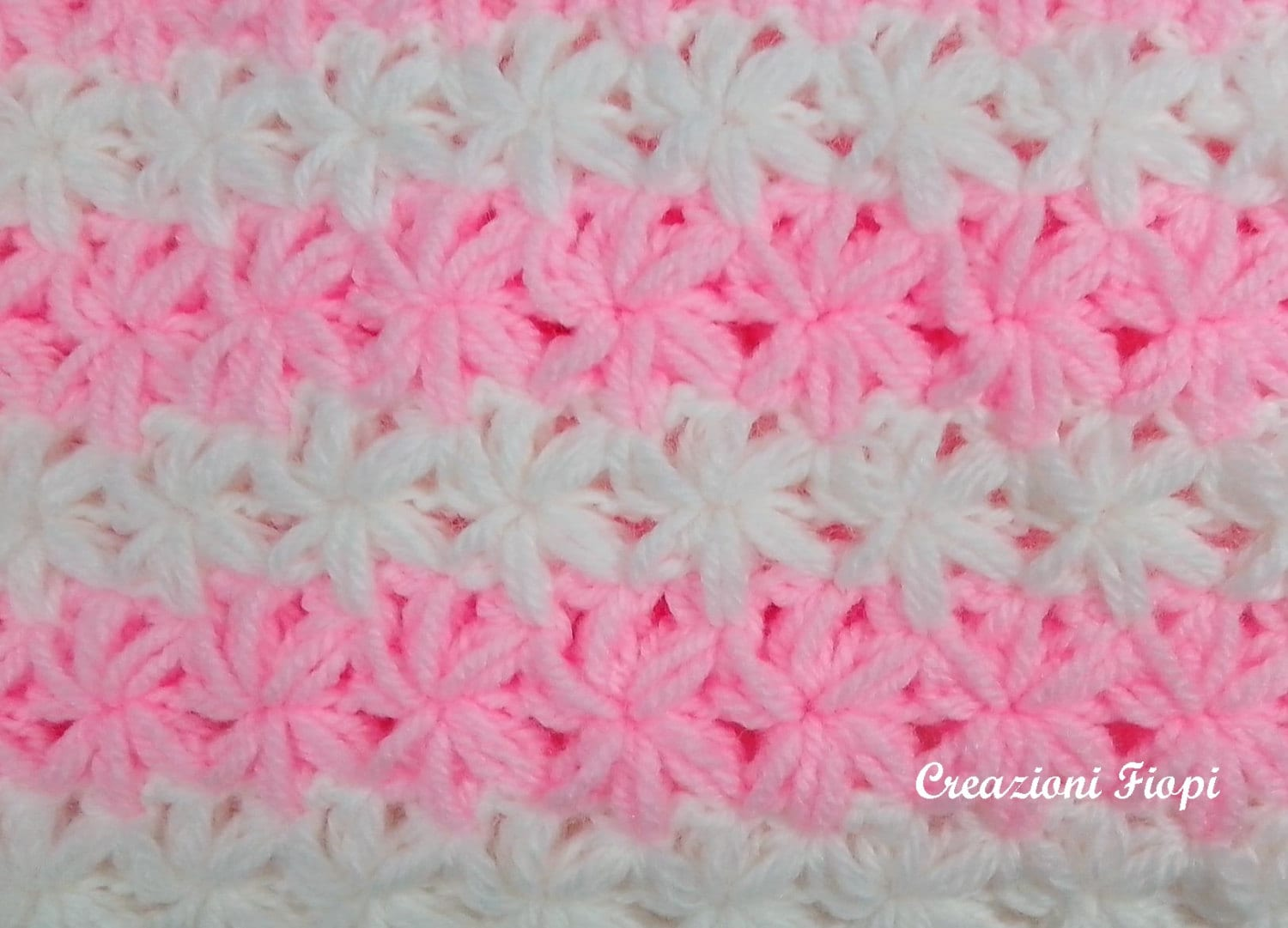 Crochet pattern blanket couch puff star stitch tutorial instant crochet pattern blanket couch puff star stitch tutorial instant download pattern 806 permission to sell finished items dt1010fo