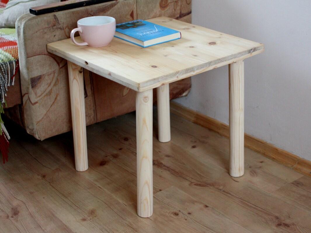 Beistelltisch Tisch Nachttisch kleinen Holztisch aus