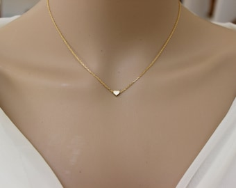 metallic necklace rose diamond jewelry sisteron gold lyst thin in anne bar