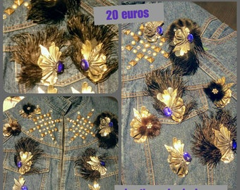 Customisation 7 jewels to be clipped