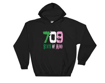 709 State of Mind Original - Hooded Sweatshirt