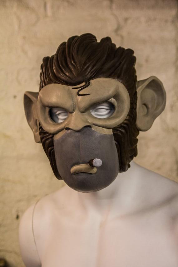 Space Monkey Mask Replica